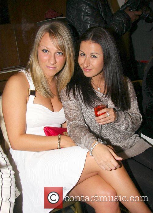 Chloe Madeley and Hayley Tamaddon 1