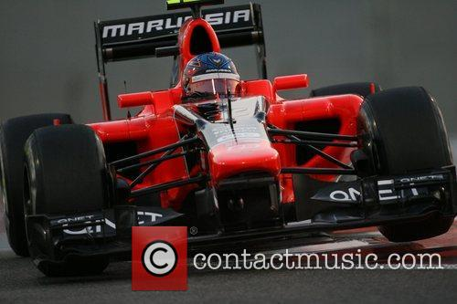 Charles PIC, France, Team MARUSSIA F1 -...
