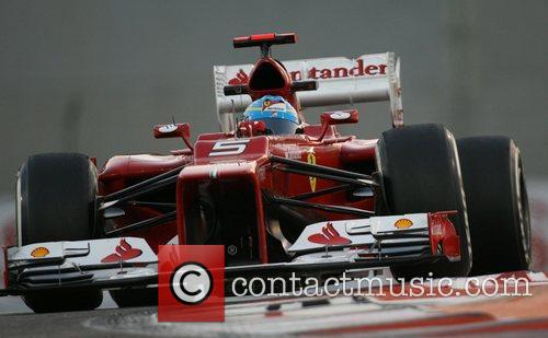Fernando ALONSO, Spain - FERRARI  during Day...