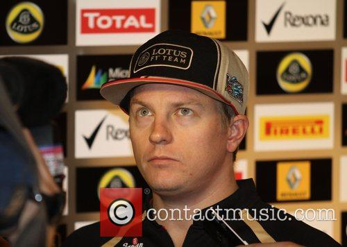 Kimi RAIKKONEN, FINLAND, LOTUS-Renault F1 during Day 1...