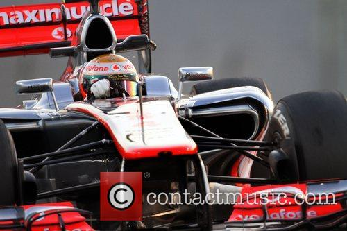 Lewis HAMILTON, GB, UK, Team McLaren-Mercedes F1 -...