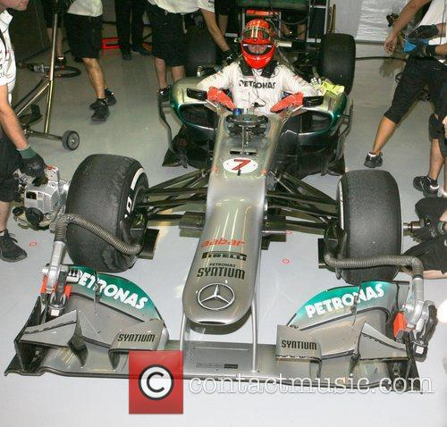 Michael Schumacher, Mercedes and Team 4