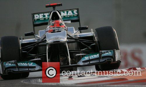 Michael Schumacher, Mercedes and Team 8