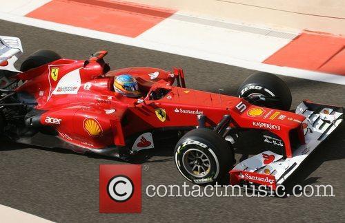 Fernando ALONSO, Spain - FERRAR during Day 2...