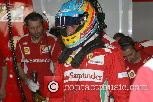 Fernando ALONSO, Spain - FERRARI during Day 2...