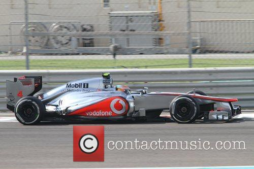 Jenson BUTTON, GB, UK, England - Team McLAREN-Mercedes...