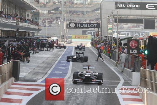 Kamui KOBAYASHI, Japan, Team SAUBER-Ferrari F1 -...