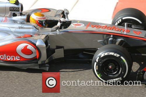Lewis HAMILTON, GB, UK, Team McLaren-Mercedes F1 -...