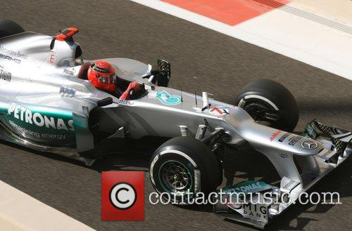 Michael SCHUMACHER, GER, Mercedes-GP F1 Team  during...