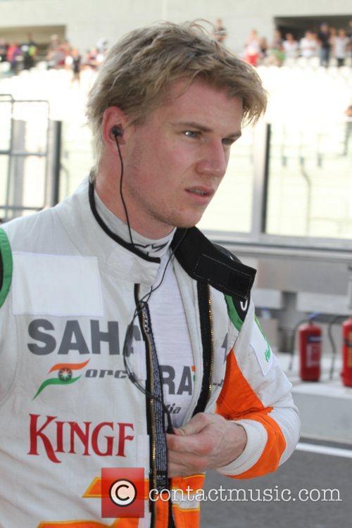 Nico Hulkenberg, Ger, Team Force India Mercedes F1...