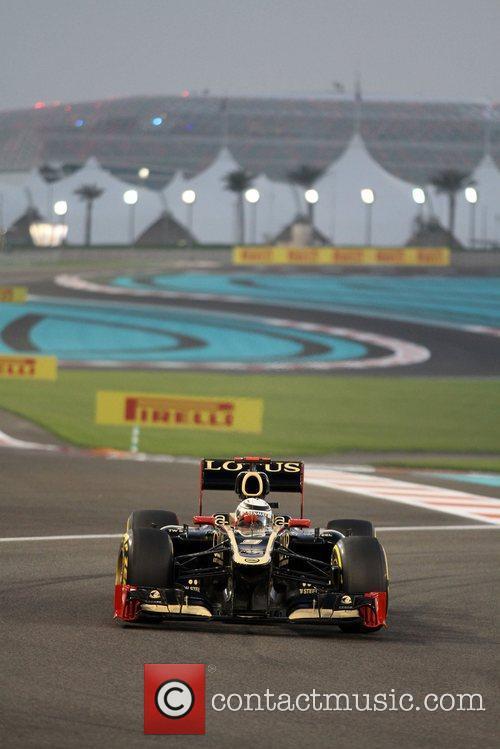 Kimi Raikkonen  during Day 2 at The...