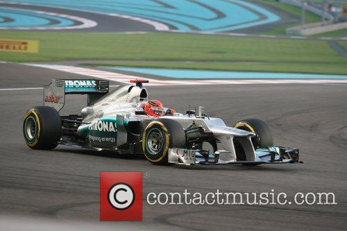Michael Schumacher  during Day 2 at The...