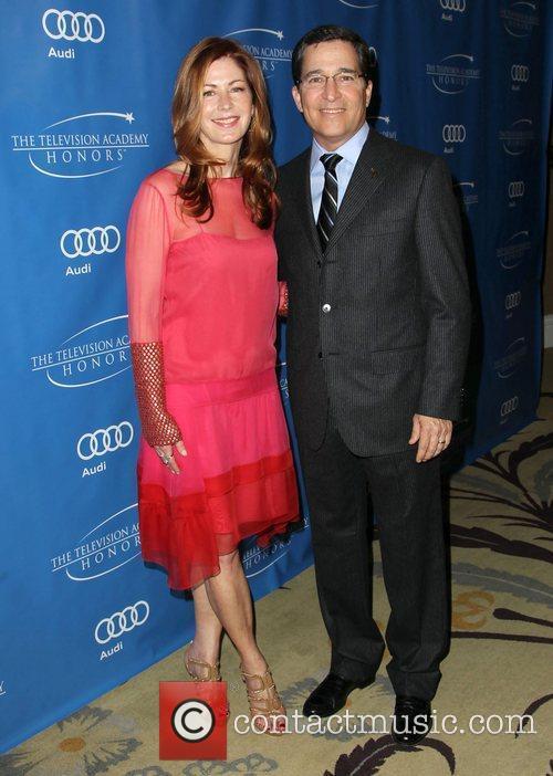 Dana Delany, Bruce Rosenblum  The Academy of...