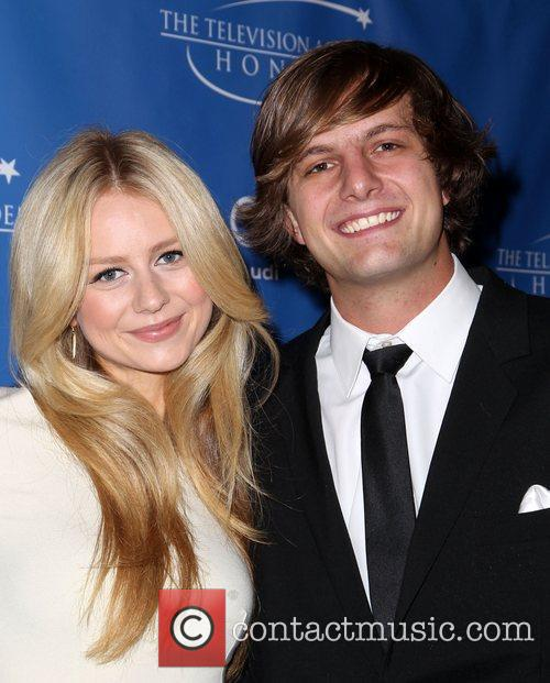 Justine Lupe and Guest The Academy of Television...