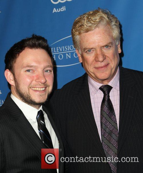 Nate Corddry, Christopher McDonald The Academy of Television...