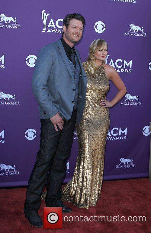 Blake Shelton and Miranda Lambert 2