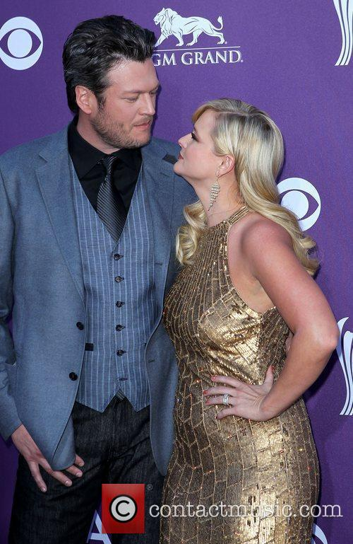 Blake Shelton and Miranda Lambert 5