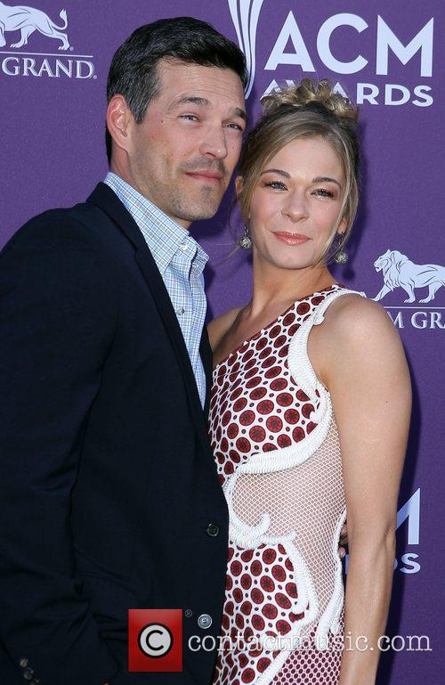 Eddie Cibrian and Leann Rimes 3