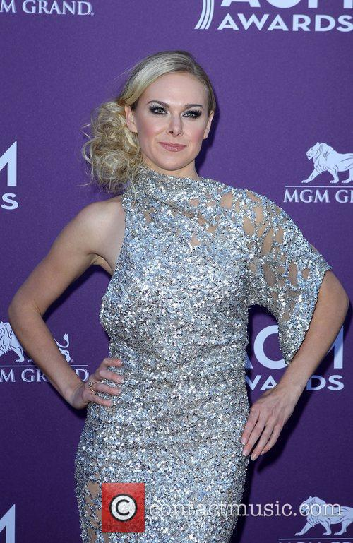 laura bell bundy 2012 acm awards academy 3810206