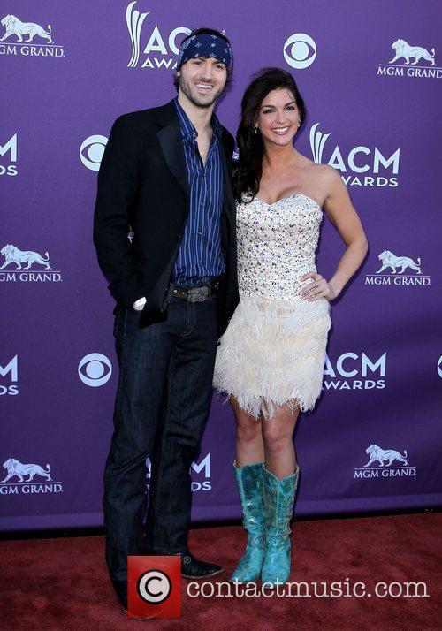Paige Duke, Jeremiah Korfe 2012 ACM Awards (Academy...