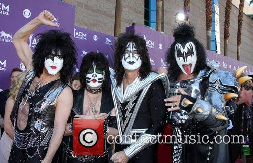 kiss 2012 acm awards academy of country 3810391