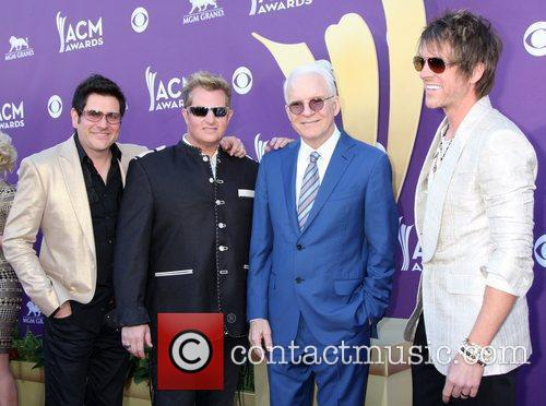Rascal Flatts and Steve Martin 4
