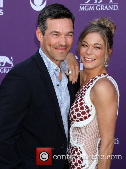 LeAnn Rimes and husband Eddie Cibrian