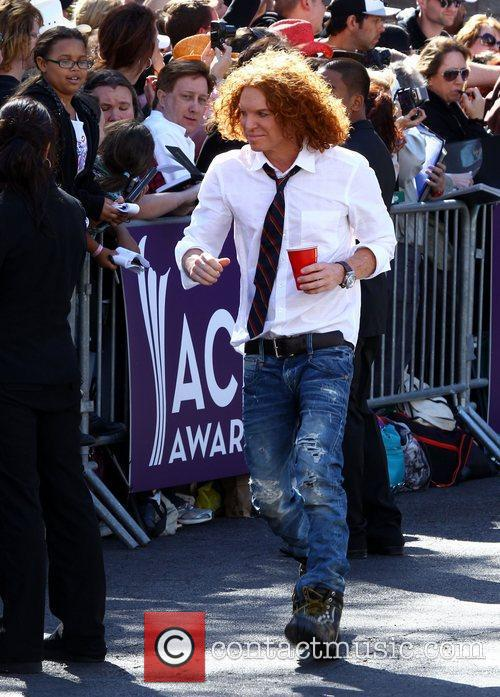 Scott Thompson and Carrot Top