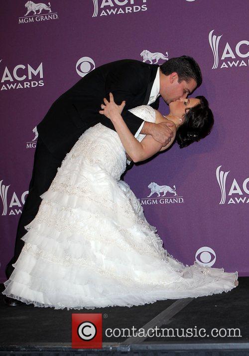 Frank Tucci and Cristina Davidson Tucci 2012 ACM...