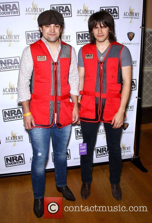 Neil Perry, Reid Perry NRA Country ACM Celebrity...