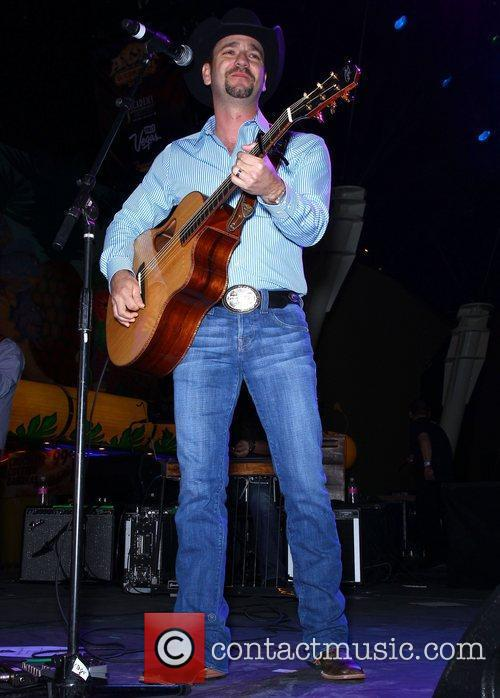 Craig Campbell 2012 ACM Weekend on Fremont Street...