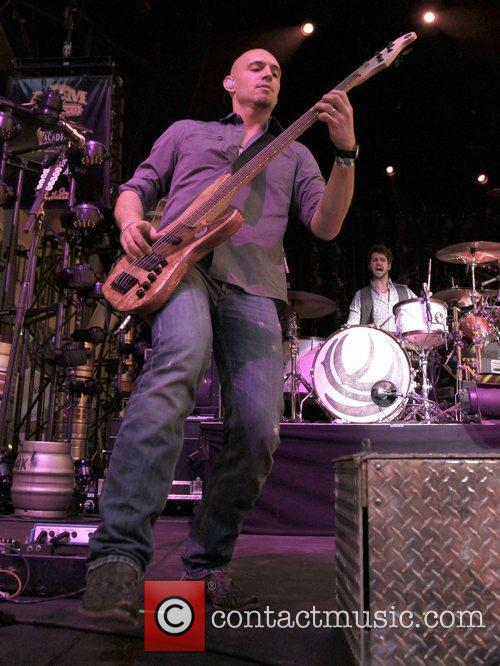 Eli Young Band, Jon Jones 2012 ACM Weekend...