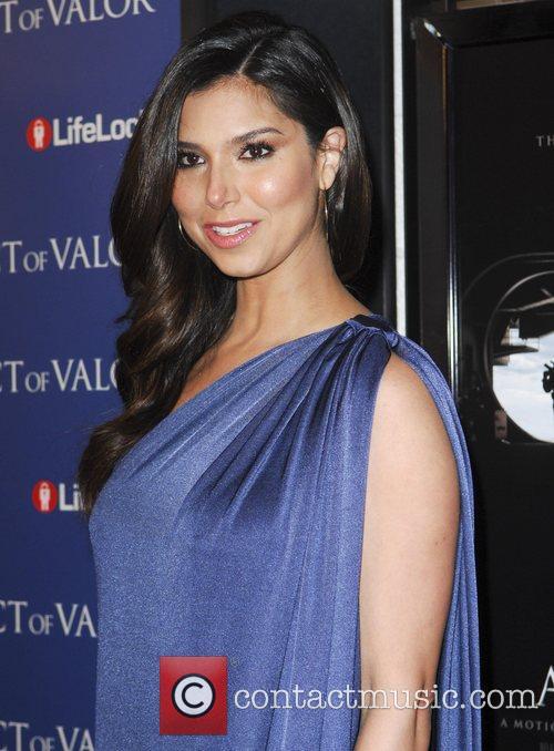 Roselyn Sanchez  The Los Angeles premiere of...