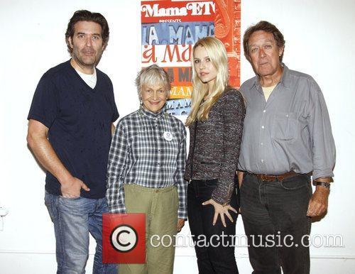 Craig Bierko, Estelle Parsons, Gia Crovatin and Larry Pine 3