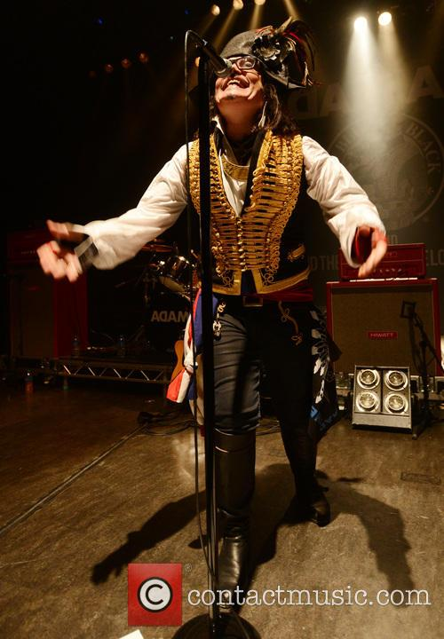 Adam Ant and Shepherd's Bush Empire 2