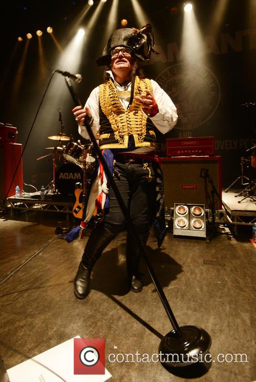 Adam Ant and Shepherd's Bush Empire 6