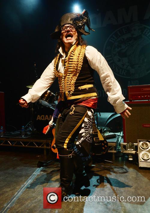 Adam Ant and Shepherd's Bush Empire 3