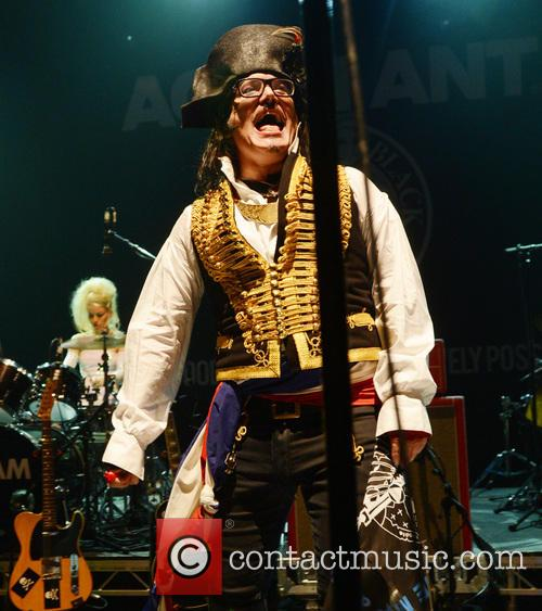 Adam Ant and Shepherd's Bush Empire 9