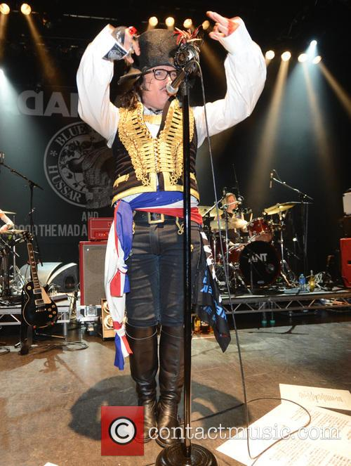 Adam Ant and Shepherd's Bush Empire 1