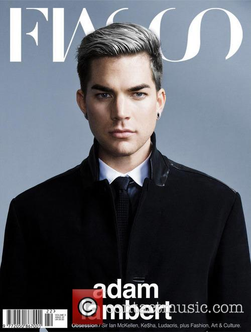 Adam Lambert and Fiasco 2