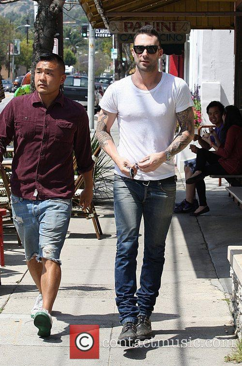 Maroon 5 and Adam Levine 6