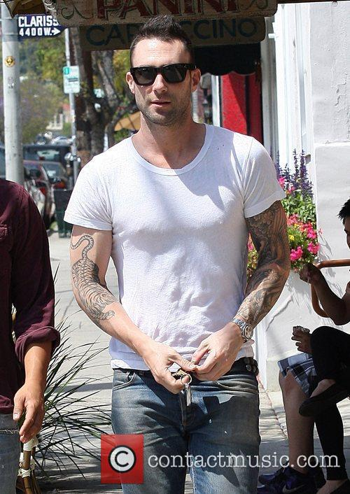 Maroon 5 and Adam Levine 1