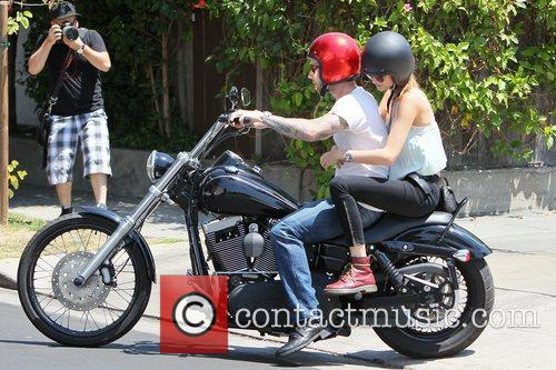 Adam Levine and Behati Prinsloo 6