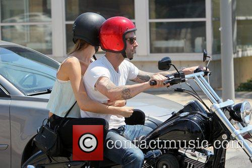 Adam Levine and Behati Prinsloo 9