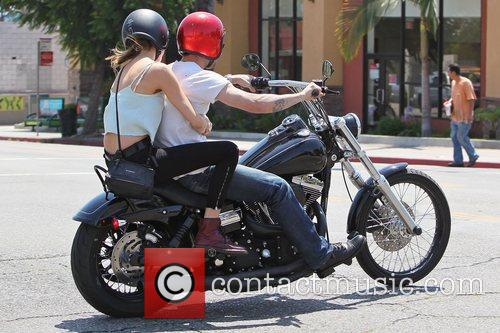 Adam Levine and Behati Prinsloo 10