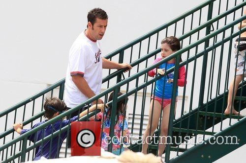adam sandler spends the day with his 5818728