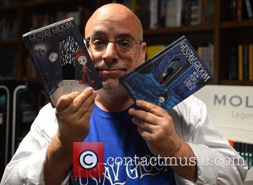 Author Adam-Troy Castro meets fans and discusses his...