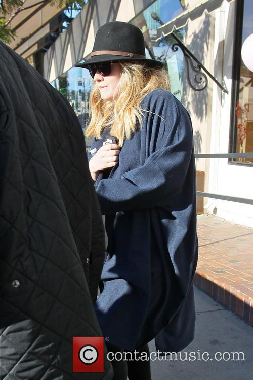 Adele, Bel Bambini Baby Boutique and Beverly Hills 8