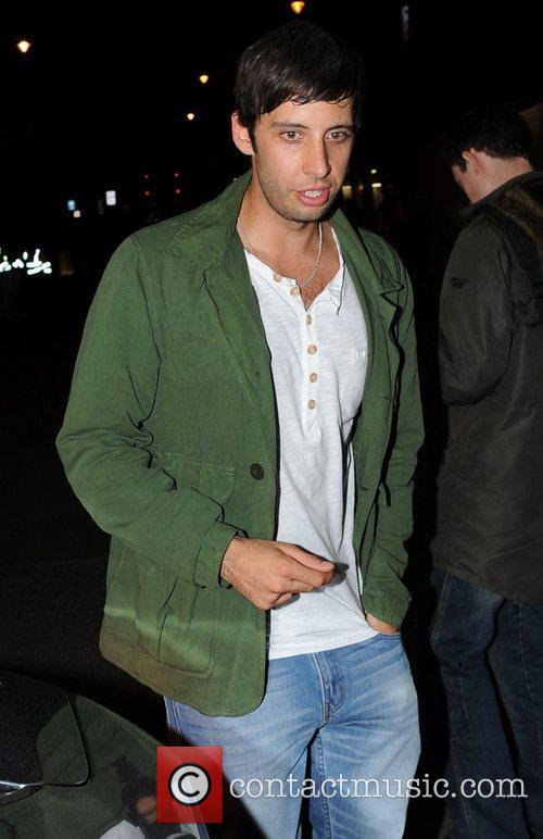 Example Celebrities leave the Adidas Underground party in...