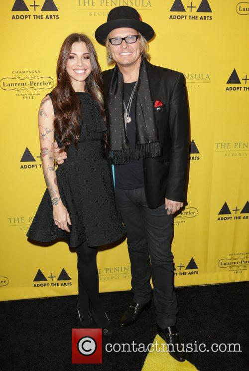 Christina Perri and Matt Sorum 3